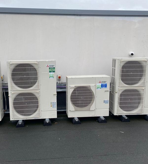 Roof AC Units PK Services